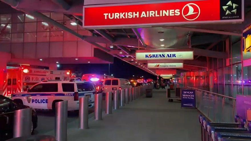 İstanbul-New York seferini yapan THY uçağı türbülansa girdi: En az 30 yaralı
