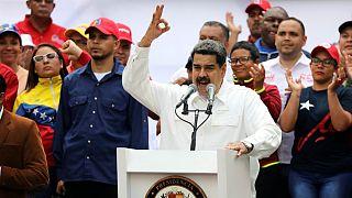 مادورو: حمله سایبری برق ما را قطع کرد