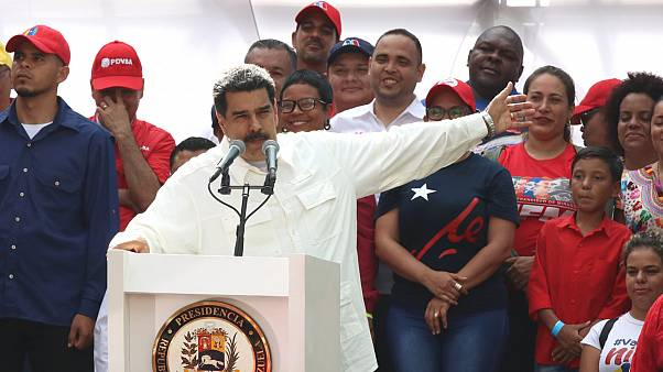 Nicolas Maduro: ülkedeki elektrik kesintisi ABD'nin saldırısı, üstesinden geleceğiz