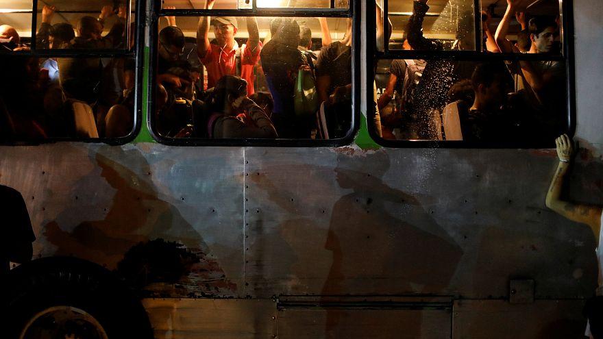 Il Venezuela di nuovo al buio
