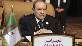 الرئاسة الجزائرية تعلن عودة بوتفليقة إلى البلاد