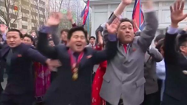 Nordkorea: Wahltag ist Feiertag