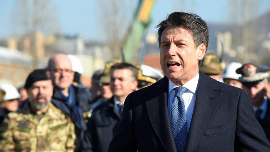 پروژه خط آهن سریعالسیر فرانسه ایتالیا به دلیل اختلافهای درون حزبی معلق میماند