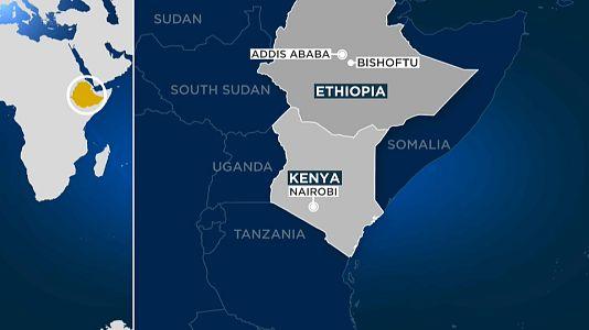 Non ci sono sopravvissuti nello schianto dell'Ethiopian in volo da Addis Abeba-Nairobi