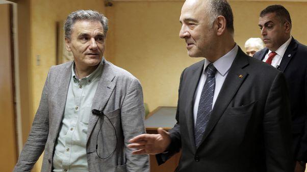 Eurogroup: Κρίσιμη συνεδρίαση για την Ελλάδα