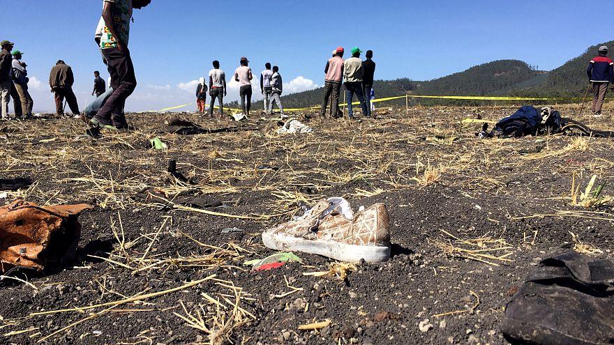157 kişinin hayatını kaybettiği Etiyopya uçağında 35 farklı ülke vatandaşı bulunuyordu