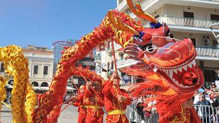 Πάτρα: Φαντασμαγορική αυλαία στις καρναβαλικές εκδηλώσεις