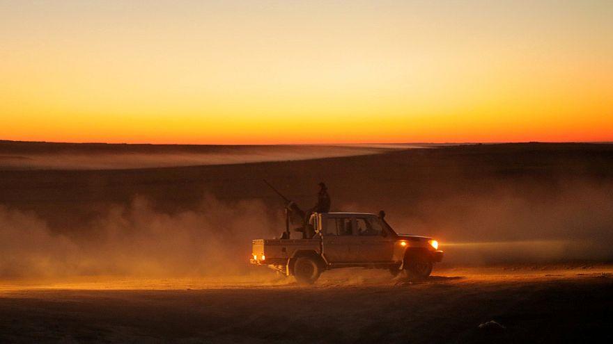 Suriye'de son kalesinde sıkışan IŞİD'e operasyon