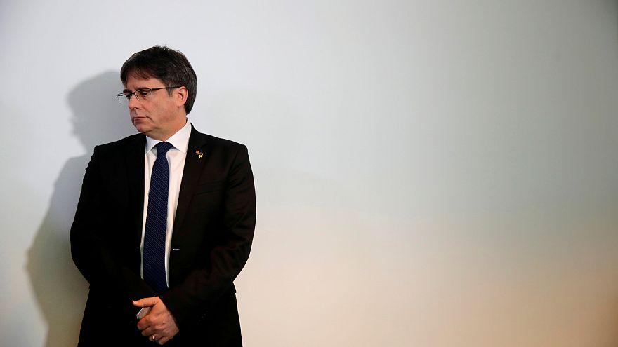 Carles Puigdemont é candidato às europeias