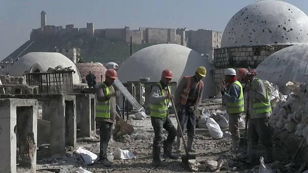 Алеппо: завершить реставрацию к лету