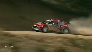 سباق السيارات: الفرنسي أوجييه يفوز برالي المكسيك ويقترب من صدارة الترتيب العام