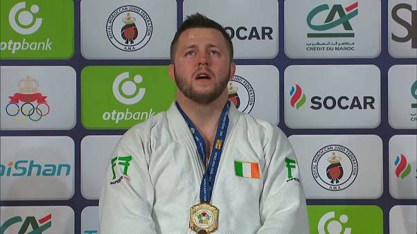 الجيدو: الذهبية الثانية للإيرلندي فليتشر في منافسات الجائزة الكبرى في مراكش