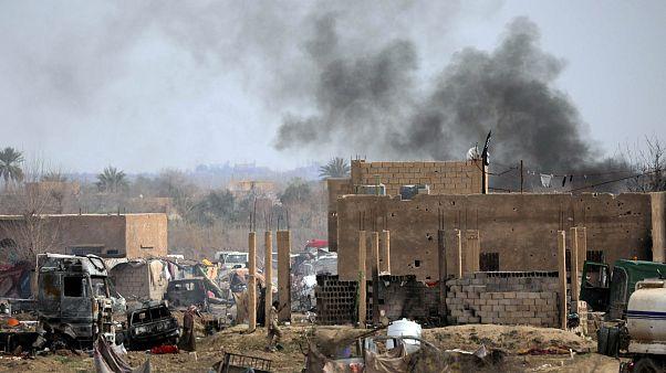 الهجوم على آخر جيب لداعش في الباغوز والمغرب يتسلم مغربيين احتجزوا شمال سوريا