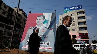 تمثال جديد للأسد يثير احتجاجات في درعا مهد الثورة السورية