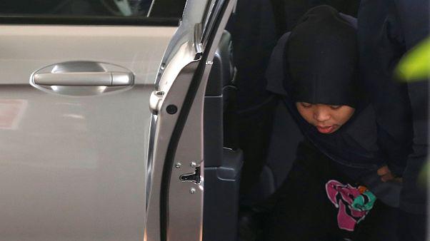 Angeklagte im Mordfall des Halbbruders von Kim Jong Un kommt frei