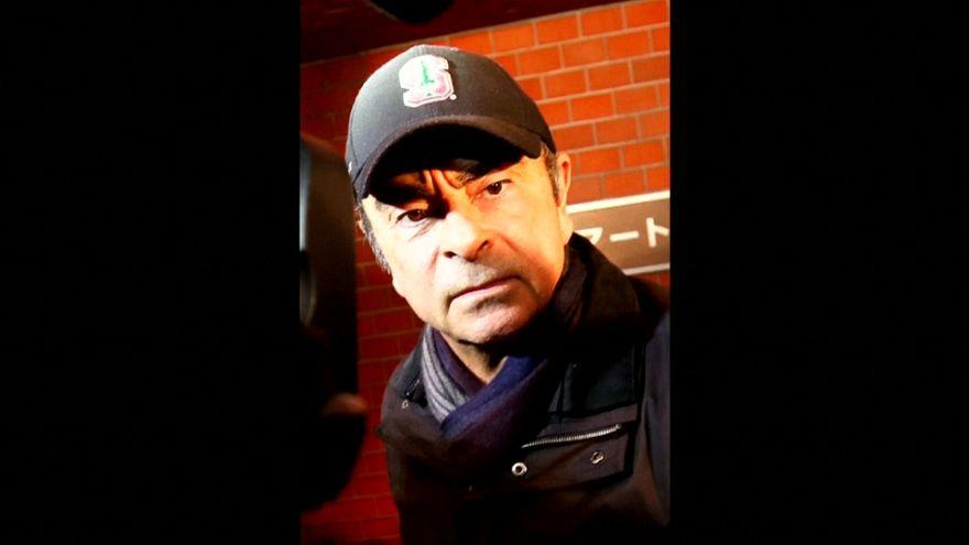 اليابان ترفض طلب غصن حضور اجتماع لمجلس إدارة نيسان