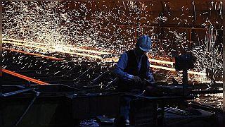 Türkiye ekonomisi son çeyrekte daraldı