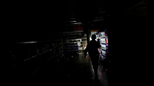 Venezuela al quarto giorno di blackout