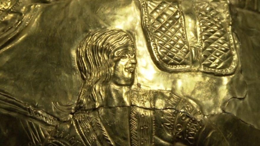 """Кому принадлежит """"скифское золото""""?"""