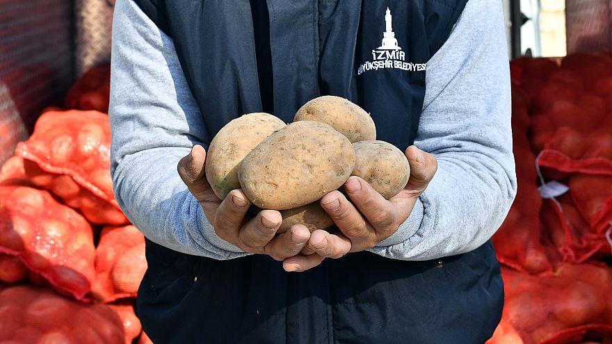 Dünya'nın en büyük üreticilerinden Türkiye patates ithalatı için vergiyi sıfırladı
