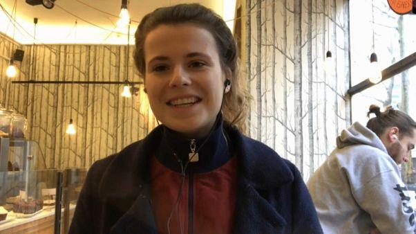"""Luisa Neubauer (22): """"Wir wollen nicht von Frau Merkel gelobt werden"""""""