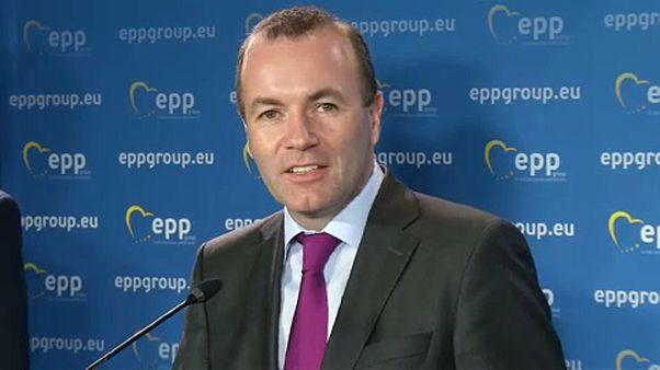 Weber am Dienstag zu Krisentreffen mit Orban in Budapest