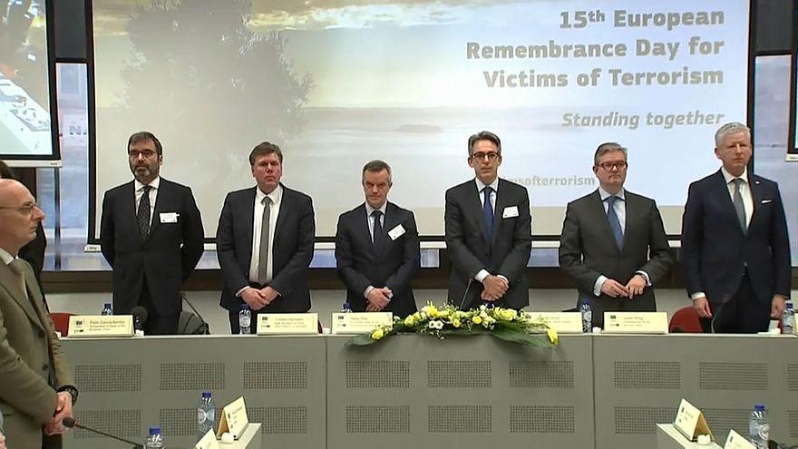 Dia Europeu em Memória das Vítimas do Terrorismo