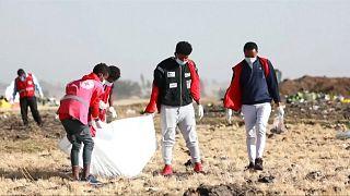 Äthiopien: Flugschreiber der Unglücksmaschine gefunden