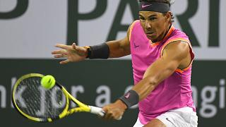 Indian Wells : Nadal facile, S.Williams fébrile
