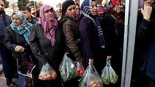 ترکیه برای نخستین بار در یک دهه گذشته با رکود اقتصادی روبرو شده است