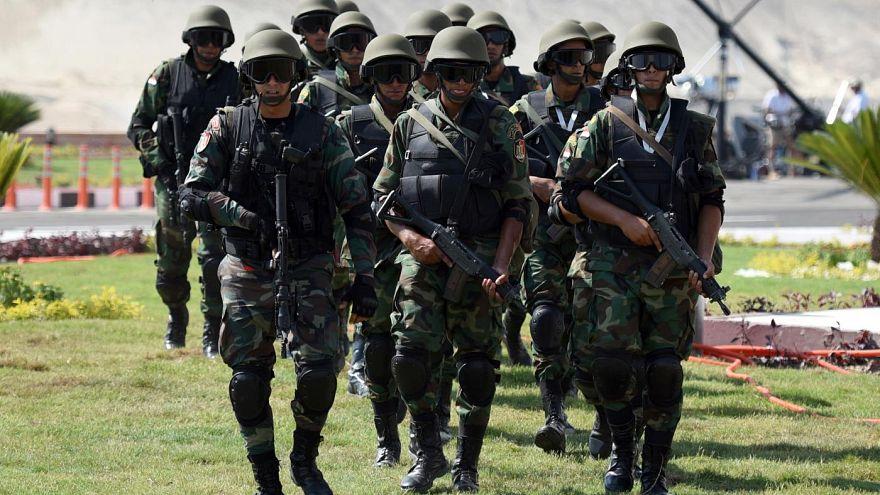 """الجيش المصري: مقتل 46 """"عنصراً إرهابياً"""" في تبادل لإطلاق النار بشمال ووسط سيناء"""