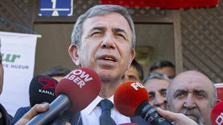 Ankara Büyükşehir Belediye Başkan Adayı Mansur Yavaş