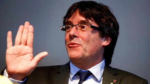 رئيس إقليم كتالونيا السابق كارلس بودجيمونت