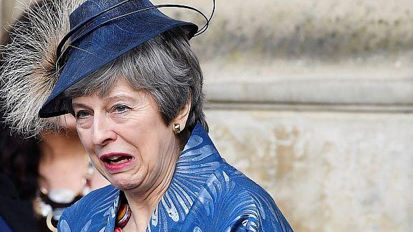 Viaje de última hora de Theresa May a Estrasburgo