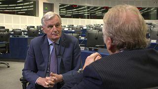 """Michel Barnier: """"É preciso tirar uma lição do Brexit"""""""