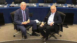Michel Barnier: Brexit önünde sonunda gerçekleşecek, önemli olan sonraki süreç