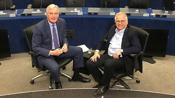 ميشيل بارنييه: لا نريد عقاب بريطانيا على خروجها من الاتحاد الأوروبي