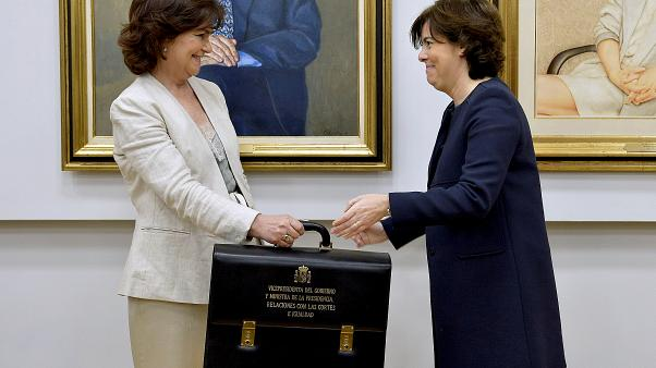 La exvicepresidenta Soraya Sáenz de Santamaría, fichada por el bufete de abogados Cuatrecasas