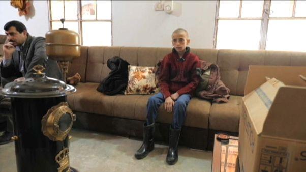 Centinaia di bambini yazidi liberati dall'ultimo bastione Isis
