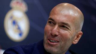 French football star Zinedine Zidane reappointed as Real Madrid's head coach