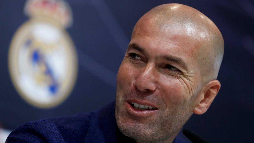 Zinedine Zidane (46) kehrt als Trainer zu Real Madrid zurück
