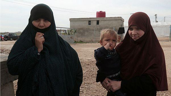 درخواست دو زن عضو داعش برای بازگشت به بلژیک: ما خطرناک نیستیم