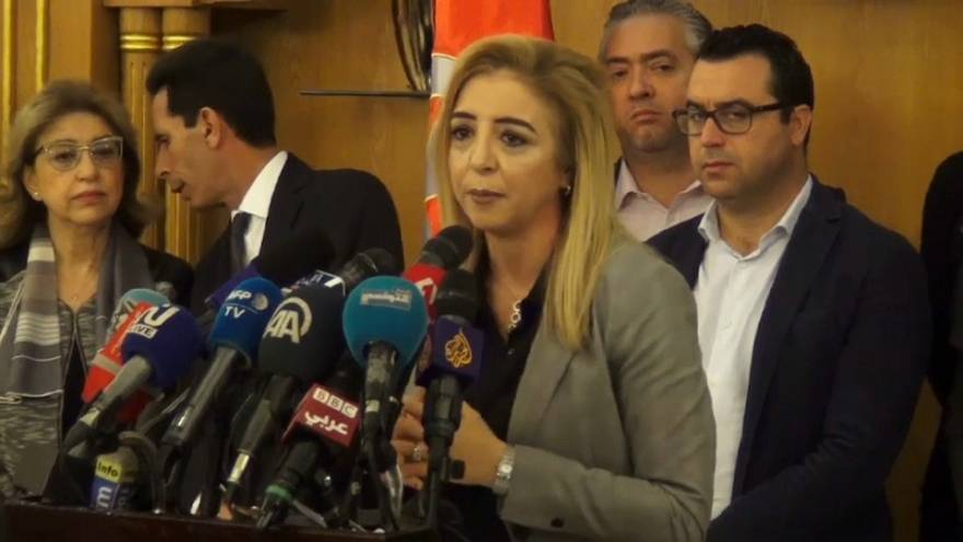 سونيا بن شيخ القائمة باعمال وزير الصحة التونسي