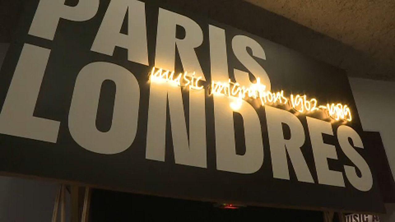 «Παρίσι - Λονδίνο: Μουσικές Μεταναστεύσεις»