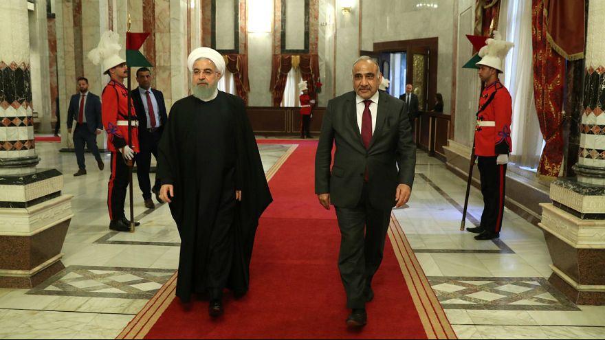 امضای سند همکاری ایران و عراق برای احداث راه آهن شلمچه - بصره