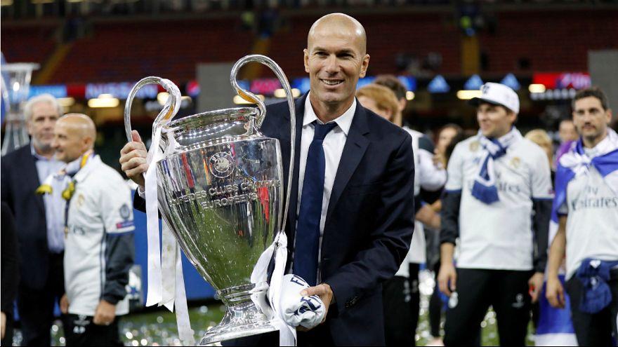 زینالدین زیدان بار دیگر هدایت رئال مادرید را برعهده گرفت