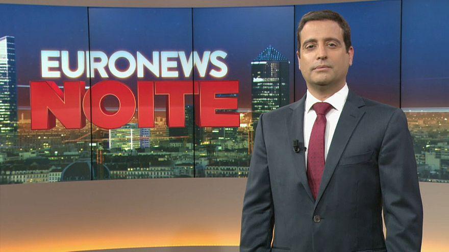 Euronews Noite 11.03.2019