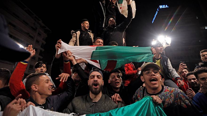 Critics blast Algeria's Bouteflika for clinging on to power by postponing elections