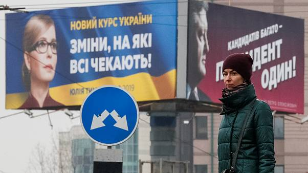 Ukraine presidential election: all you need to know to understand key poll