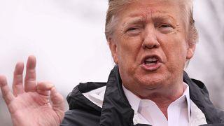Trump ABD bütçesinde Pentagon ve Meksika Duvarı'na 758 milyar Dolar fon istedi